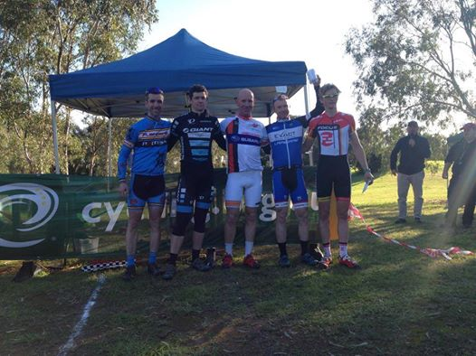 Australian MTB Team Application - Christopher Aitken