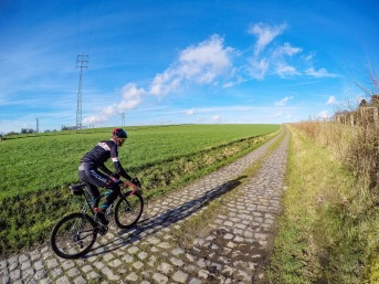 Cobble traning rides
