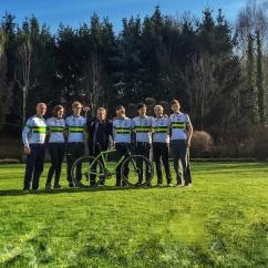 AUS CX Team 2016