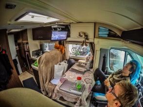 Camper Van life